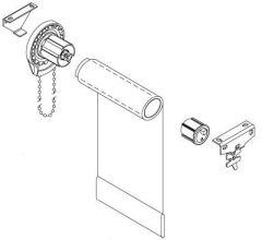 Roller Shade Installation Instructions Hot Blinds