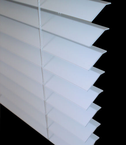 Privacy Blinds Faux Wood Blinds Interlocking For