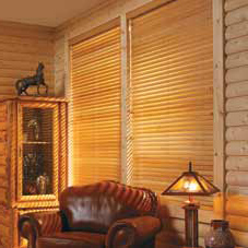 graber, traditions, 2 inch, bamboo, wood blinds