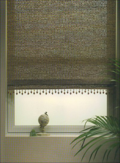 Budget Custom Roller Shade With Continuous Loop Chain