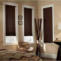 Essentials II Cordless Cellular Shade with Mirage 1/2 inch Single ...