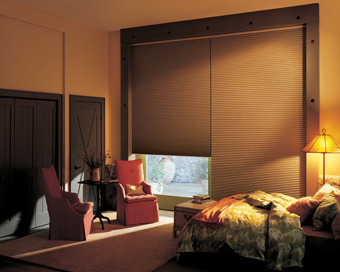 Graber Crystal Pleat Cellular Shade With Solitude 3 8 Inch