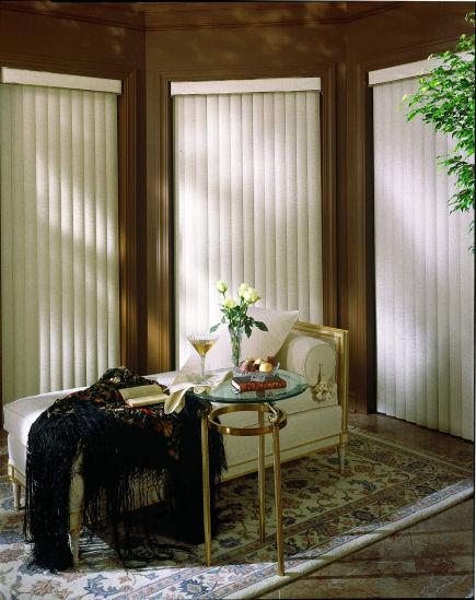 Vertical Faux Wood Blinds Fabric Vertical Blinds Vinyl
