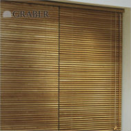 Graber Traditions 1 inch Wood Horizontal Blind