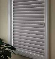 "Hotblinds Premier Sheer Horizontal Shading with 2"" Room Darkening Vanes"