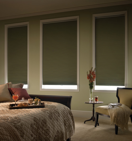 "Hotblinds Premier  1/2"" Single Cellular Blackout Shade"