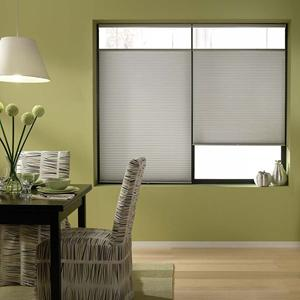 single cell, cordless, cellular shade, light filtering, honeycomb, top down bottom up
